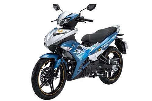 Yamaha Exciter 150 phiên bản giới hạn.