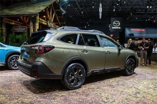 5. Subaru Outback 2020.