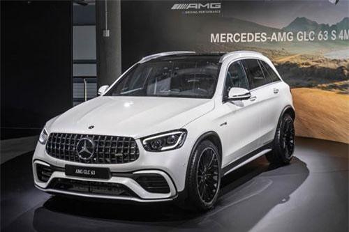 6. Mercedes-Benz GLC-Class 2020.