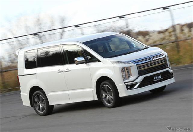 Đánh giá nhanh Mitsubishi Delica D:5 - Xpander dưới lớp vỏ MPV - Ảnh 1.