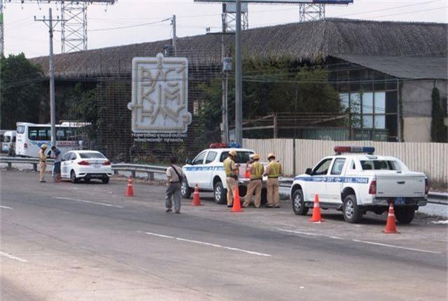 Hàng loạt tài xế dính lỗi quá tốc độ trên đường cao tốc TP.HCM – Trung Lương - 1