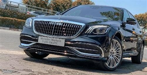 Mercedes-Maybach S450 4Matic 2019. Ảnh Autodaily.
