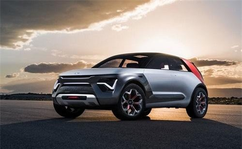 Hy vọng Kia sớm đưa mẫu xe này vào sản xuất trong tương lai gần