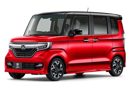 1. Honda N-Box (doanh số: 66.001 chiếc).