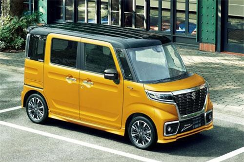 2. Suzuki Spacia (doanh số: 49.023 chiếc).