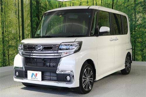 3. Daihatsu Tanto (doanh số: 46.811 chiếc).