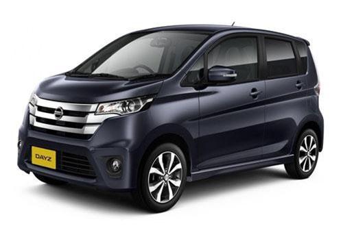 4. Nissan Dayz (doanh số: 43.928 chiếc).