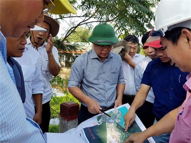 Đầu tư gần 1.000 tỷ đồng khai thông sông Cổ Cò nối Quảng Nam - Đà Nẵng - 1