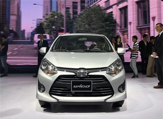 Toyota Wigo, Rush và Avanza