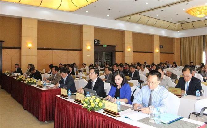 Hơn 100 doanh nghiệp đang đầu tư kinh doanh trên địa bàn tỉnh Lâm Đồng cùng tham dự (Ảnh: VH)