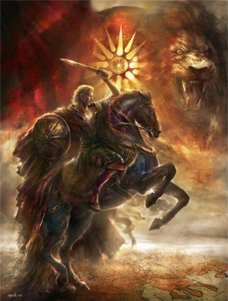 10 bí mật chưa kể về Alexander Đại đế - anh 2