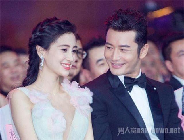 Huỳnh Hiểu Minh và Angelababy đã thực sự ly hôn? - 1