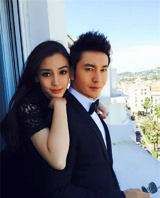 Huỳnh Hiểu Minh và Angelababy đã thực sự ly hôn? - 2