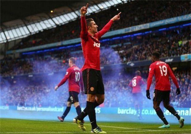 Top 5 trận derby Manchester ấn tượng trong kỷ nguyên Premier League - 3