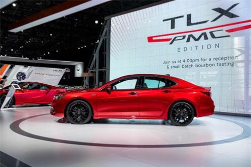 1. Acura TLX PMC Edition 2020.