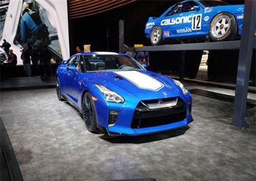 12. Nissan GT-R 50th Anniversary Edition 2020.