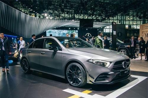 21. Mercedes-AMG A35 2020.