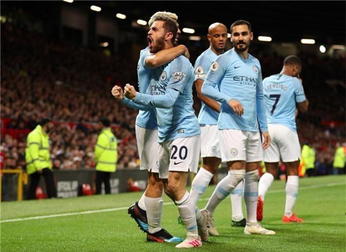 Guardiola lập kỷ lục, De Gea nhận số bàn không tưởng và những điểm nhấn trận MU vs Man City