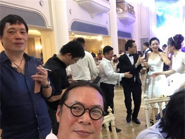 Kết hôn ở tuổi 46, NSND Trung Hiếu một lần chơi lớn, biến đám cưới lần 3 tại Hà Nội thành Đại hội Hội Nghệ sĩ sân khấu Việt Nam - Ảnh 14.