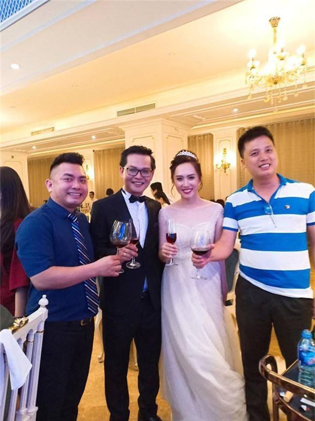 Kết hôn ở tuổi 46, NSND Trung Hiếu một lần chơi lớn, biến đám cưới lần 3 tại Hà Nội thành Đại hội Hội Nghệ sĩ sân khấu Việt Nam - Ảnh 16.