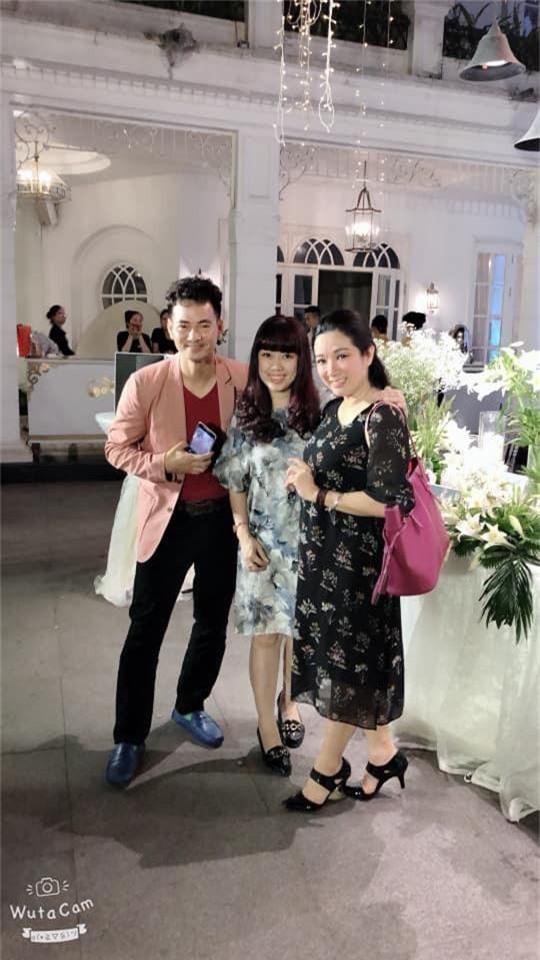 Kết hôn ở tuổi 46, NSND Trung Hiếu một lần chơi lớn, biến đám cưới lần 3 tại Hà Nội thành Đại hội Hội Nghệ sĩ sân khấu Việt Nam - Ảnh 7.