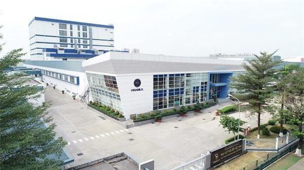 Nhà máy sữa bột Việt Nam có vốn đầu tư ban đầu lên đến 2000 tỷ đồng trên diện tích 20ha được đầu tư công nghệ hiện đại