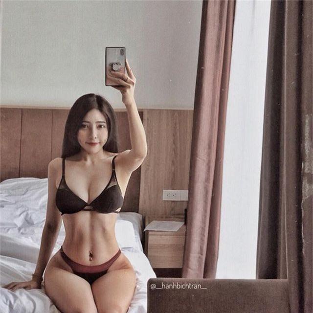 Hot girl Cần Thơ, Hà Nội quyết tâm đạt vòng 3 khủng vì chia tay bạn trai - 12
