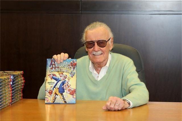 "Sau ""Avengers: Endgame"", sẽ có phim về ""cha đẻ"" Marvel Stan Lee - Ảnh 1."