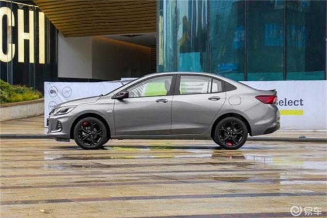 Sedan co B gia re Chevrolet Onix 2019 tu 335 trieu dong-Hinh-2