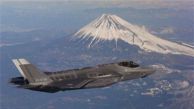 Mỹ tung dàn khí tài hiện đại giúp Nhật Bản tìm máy bay F-35 mất tích - 1