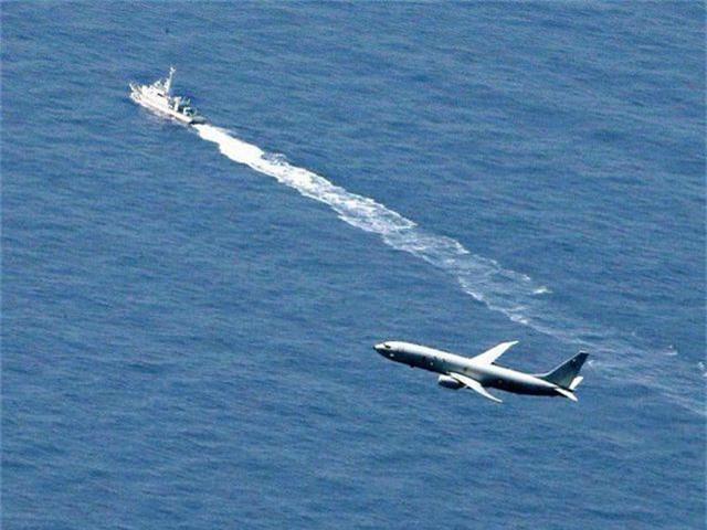Mỹ tung dàn khí tài hiện đại giúp Nhật Bản tìm máy bay F-35 mất tích - 2