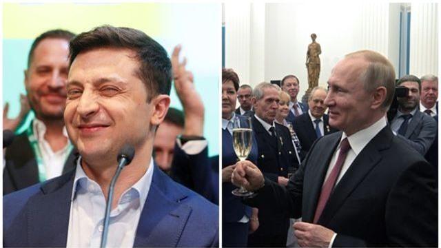 Phản ứng của ông Putin khi tổng thống đắc cử Ukraine tính cấp quốc tịch cho người Nga - 1