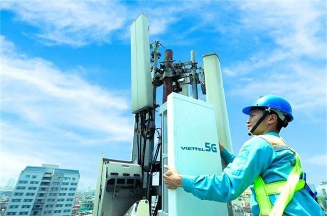 Viettel chính thức phát sóng trạm 5G đầu tiên của Việt Nam - 1