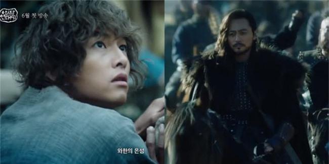 Bom tấn truyền hình của Song Joong Ki xác nhận ngày lên sóng, có đến 3 phần phim dài miên man - Ảnh 4.