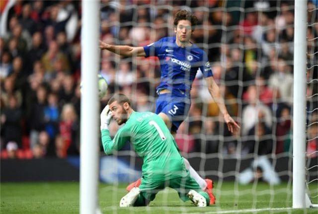 De Gea tiết lộ đã bị chuột rút dẫn đến sai lầm trong trận hòa trước Chelsea - 1