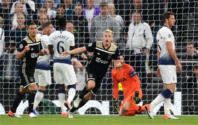 Những điểm nhấn sau chiến thắng của Ajax trên sân Tottenham - 1