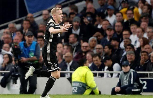 Những điểm nhấn sau chiến thắng của Ajax trên sân Tottenham - 3