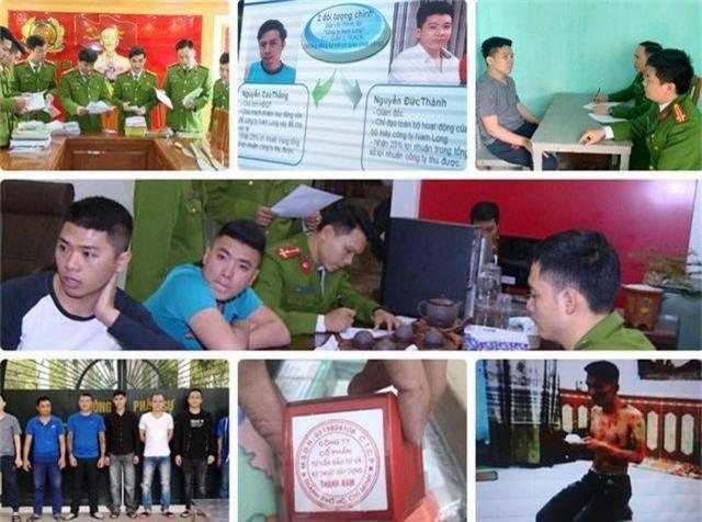 Công an TP Thanh Hóa nhận thưởng 320 triệu đồng vì thành tích phá nhiều chuyên án phức tạp - 1
