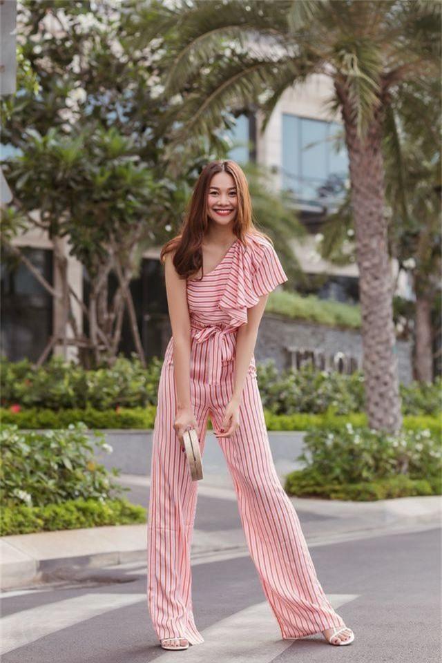 """Siêu mẫu Thanh Hằng - tuổi 36 """"phòng không"""" vẫn trẻ đẹp như gái 20 - 6"""
