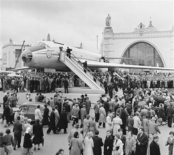 Tai sao Tu-104 lai la loai may bay dan su nguy hiem nhat lich su Lien Xo