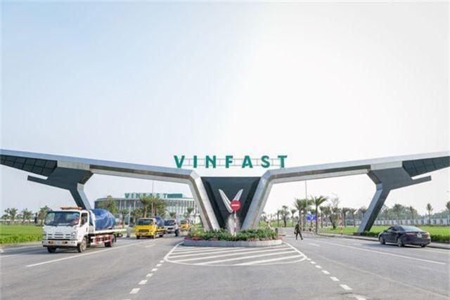 Vingroup cung cấp dịch vụ xe Buýt điện - 1