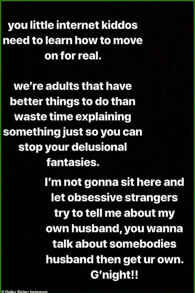 Vợ Justin Bieber sợ hãi trước sự độc ác trên mạng xã hội - 4