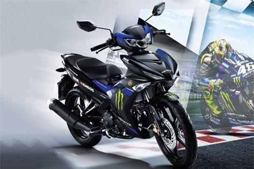 Yamaha Exciter 150cc Monster Energy.