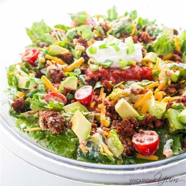 Gợi ý thực đơn bữa tối cả tuần theo phương pháp Keto giúp bạn giảm cân nhanh chóng - Ảnh 1.