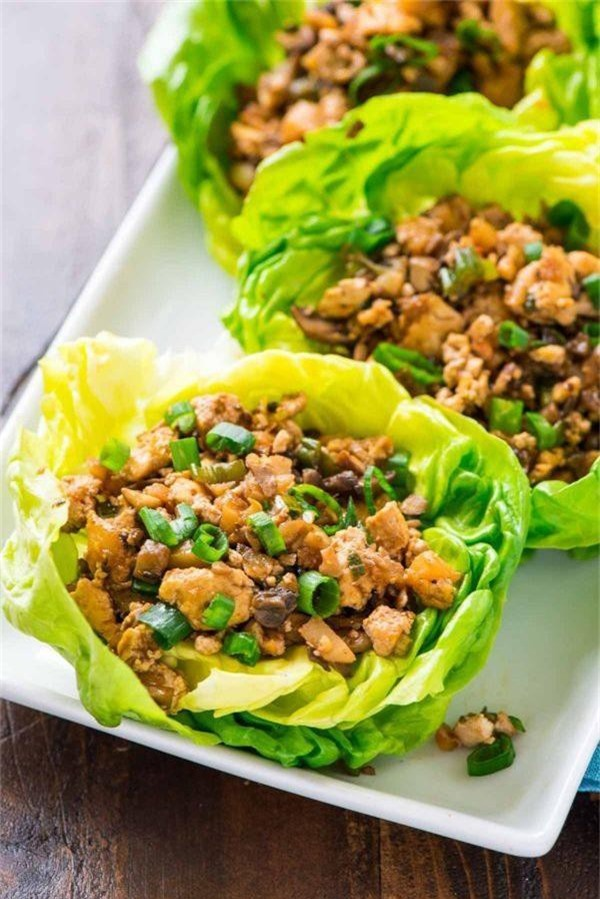 Gợi ý thực đơn bữa tối cả tuần theo phương pháp Keto giúp bạn giảm cân nhanh chóng - Ảnh 9.