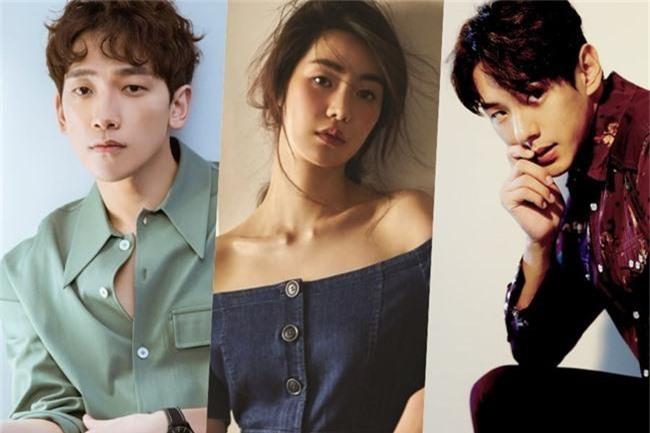 Kim Tae Hee đang mang bầu, Bi Rain lại bất ngờ đóng phim cùng mỹ nhân 19+ từng diễn cảnh ân ái gây sốc với Song Seung Hun - Ảnh 1.