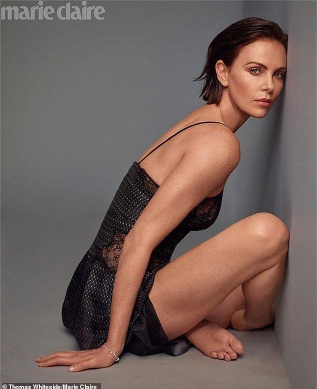 Người tình tin đồn của Brad Pitt - Charlize Theron tiết lộ về quá khứ nổi loạn và nghiện ngập - Ảnh 3.