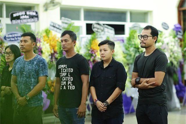 Trấn Thành cảm thấy có lỗi vì đã không đến thăm Lê Bình khi ông nằm viện - 4