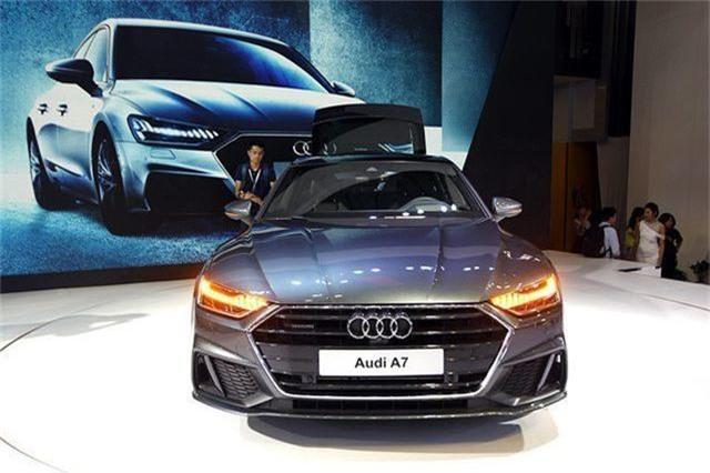 Triệu hồi Audi A7 Sportback, A8L và Q7 tại Việt Nam - 1