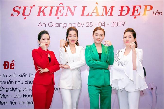 Sự kiện có sự tham gia của CEO Tatu Group – Á hậu Thái Ngân